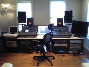 スタジオなう